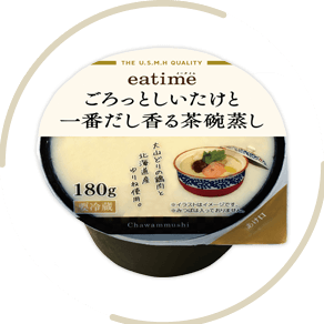 豆腐・納豆・茶碗蒸し