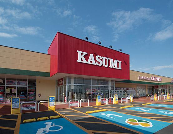 カスミ店舗